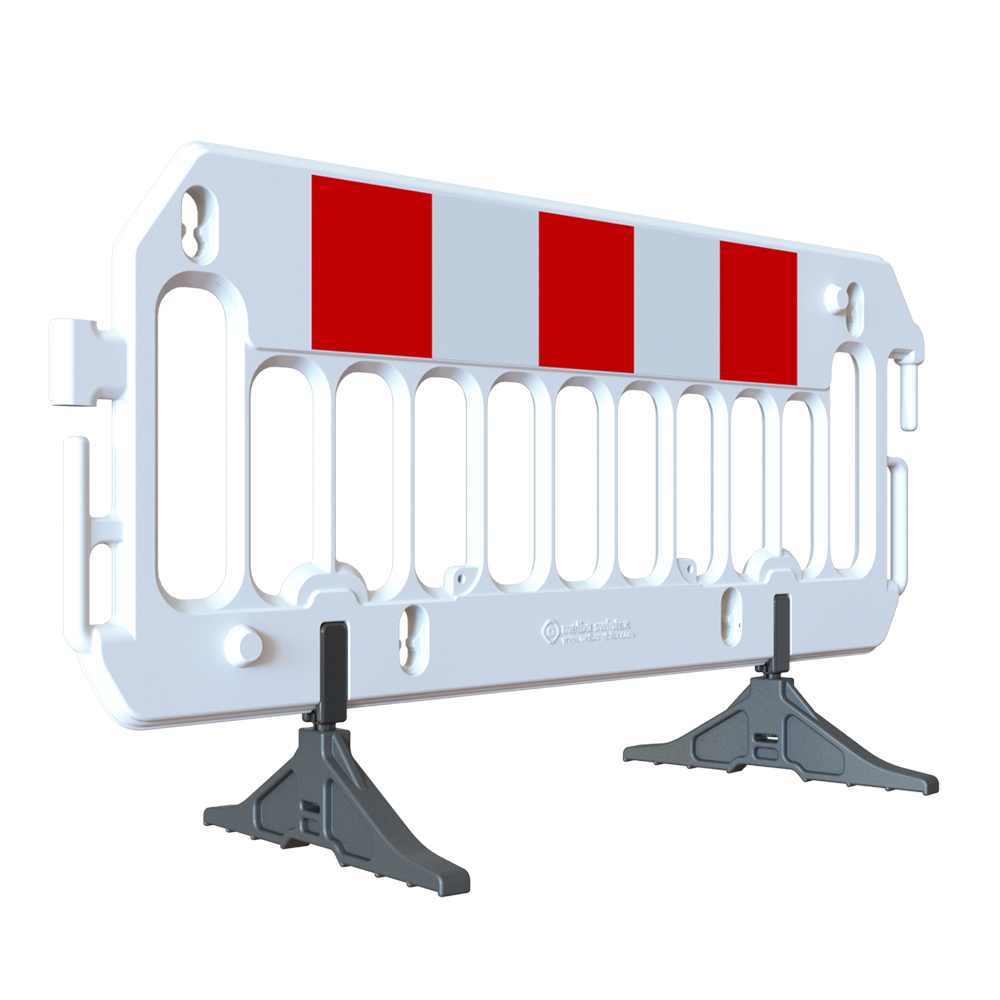 Melba Swintex | EuroVision Pedestrian Barrier | Traffic Management